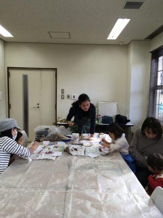 主催イベント:次回のキッズアトリエ『実験!自然の実や葉の色で描けるかな』は10月19日(火)♪ の画像